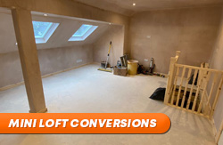 Mini loft conversion