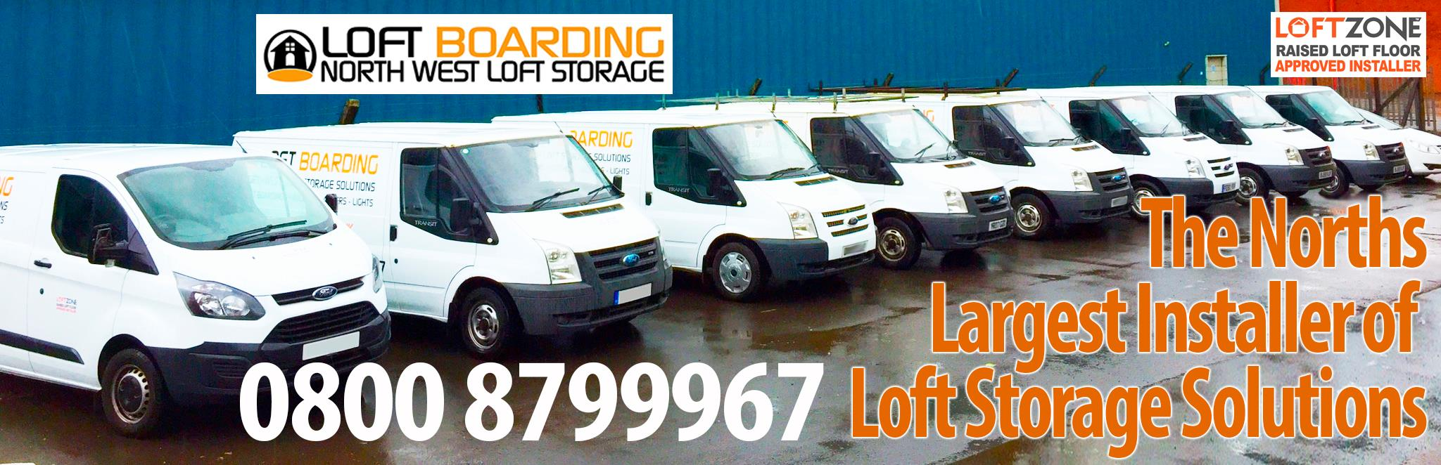 The Norths Largest Loft Boarding Company